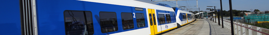 Train Magazine.nl banner