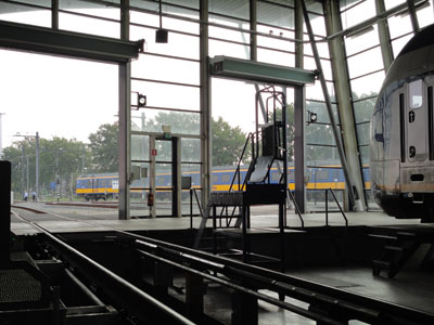 175 Jaar Spoor: Open Dag Haarlem