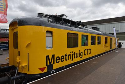 175 Jaar Spoor: SpoorParade - Buitengebied