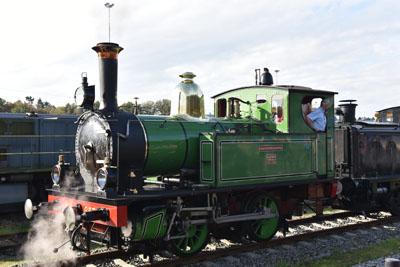 175 Jaar Spoor: SpoorParade - Treinparade
