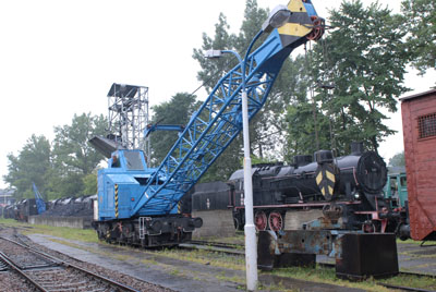 Chabówka spoorwegmuseum