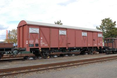 DEV: Het depot
