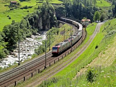Gotthardbahn