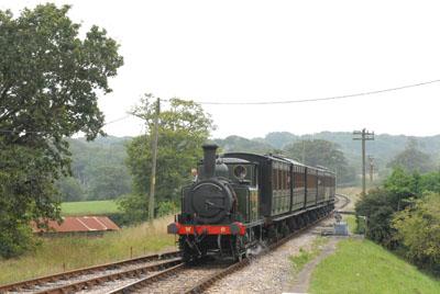Isle of Wight Steam Railway
