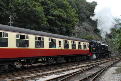 Lakeside & Haverthwaite Railway