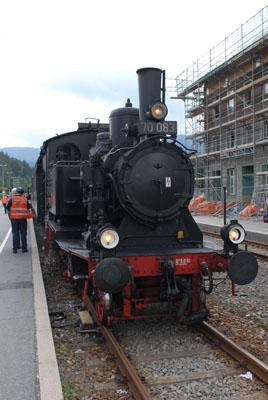 Localbahnmuseum Eisenstein
