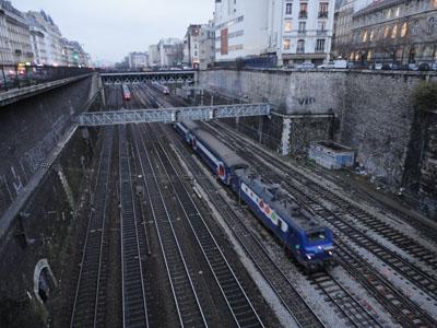 Parijs Saint Lazare