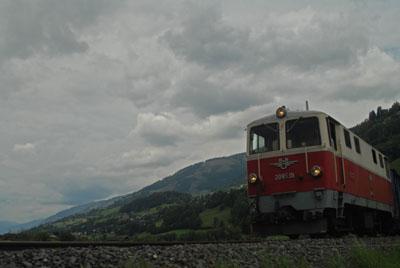 PinzgauBahn