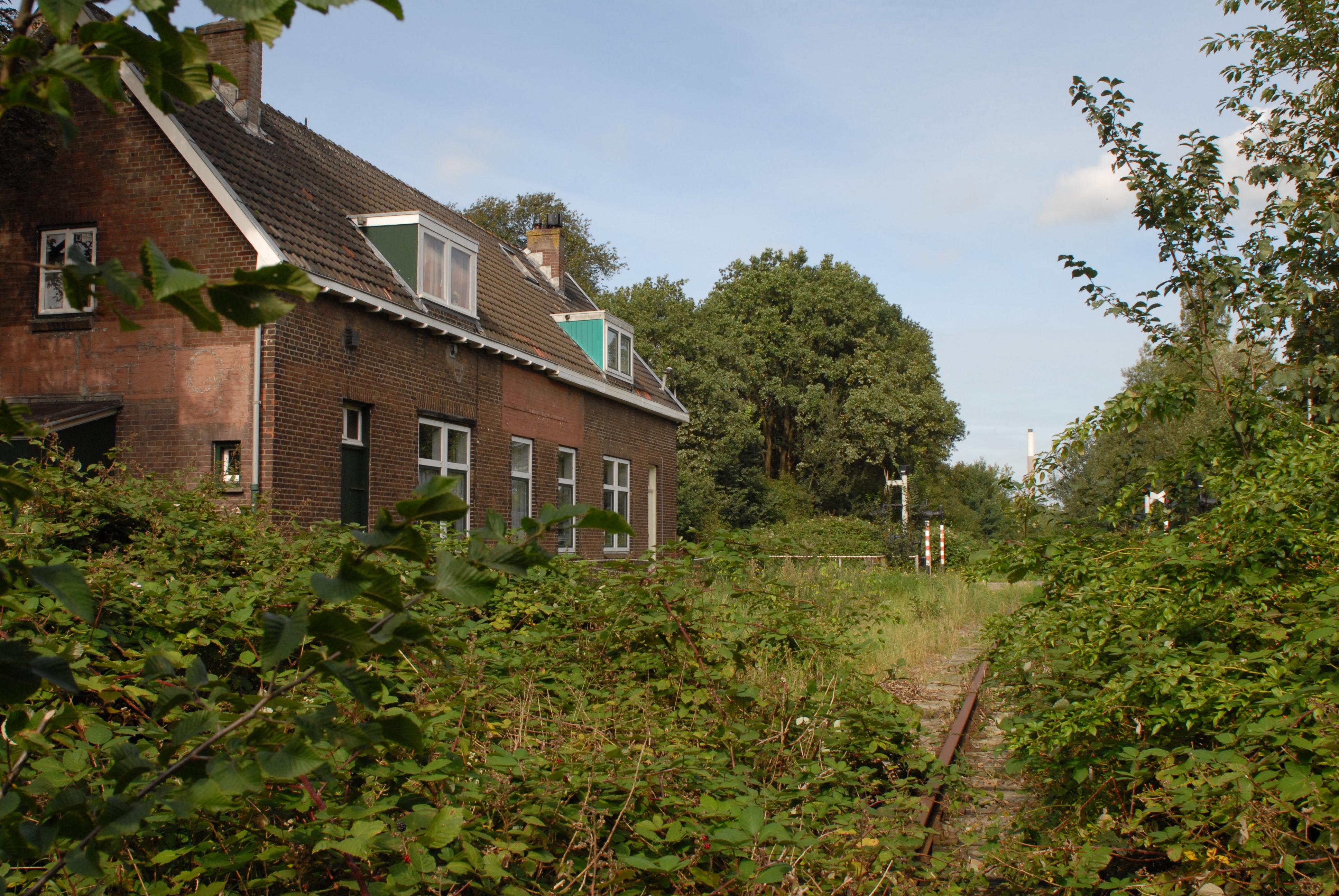 Santpoort - IJmuiden (Vislijn)