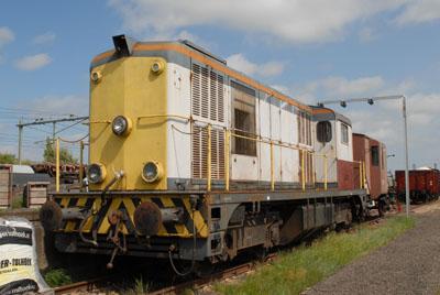 SGB: Het depot