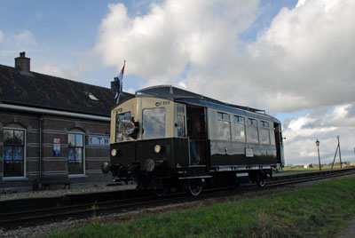 SHM: Spoor en tram anno 1926