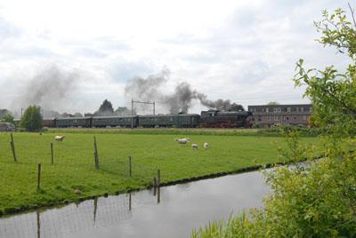TreiNShow Alkmaar