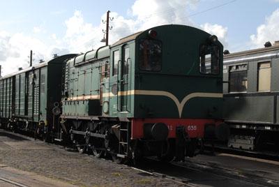 VSM: Het depot