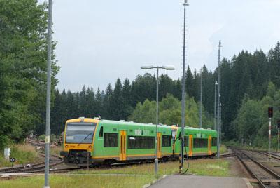 Waldbahn