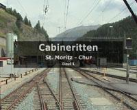 St. Moritz - Albulatunnel