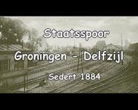 Groningen - Delfzijl ab 1884