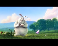 HLS Test: Big Buck Bunny
