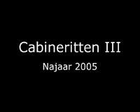 Cabineritten III
